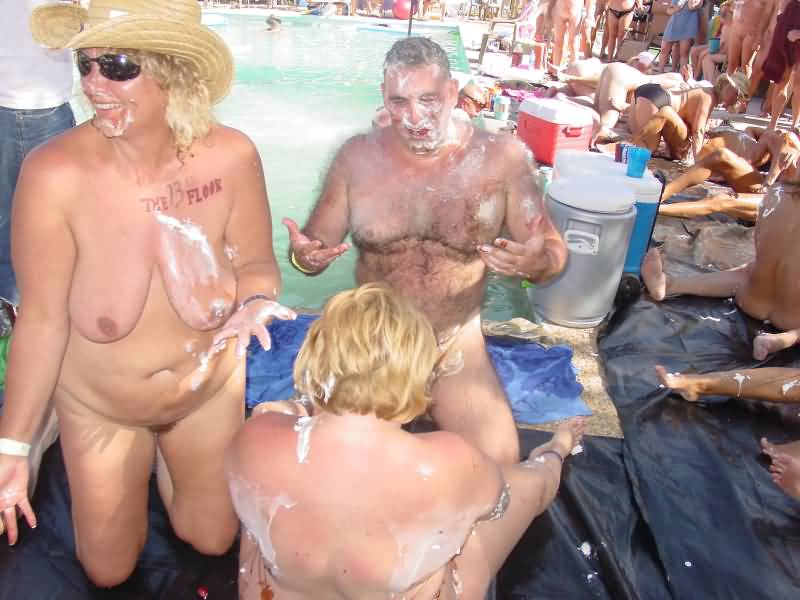 Live oak nudist club blowjob