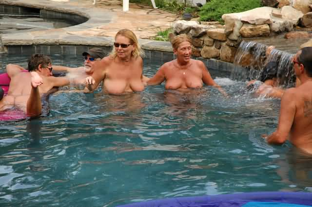nudist swinger campground